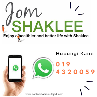 Whatsapp Pengedar Shaklee