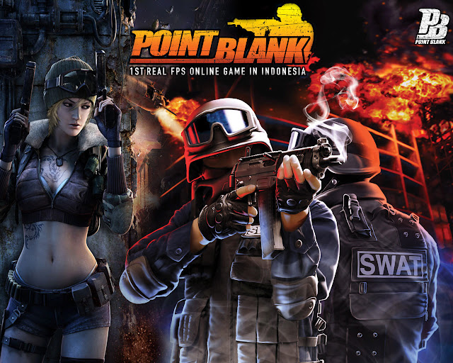 Cheat Point Blank Zepetto Terbaru 2020