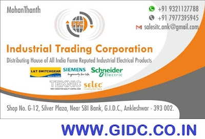 INDUSTRIAL TRADING CORPORATION - 9321127788 | 7977395945