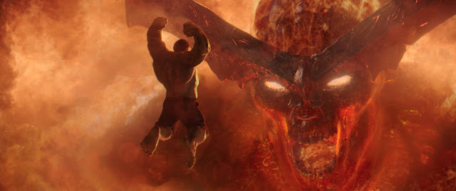 Mark Ruffalo Taika Waititi | Marvel Studios | Thor: Ragnarok