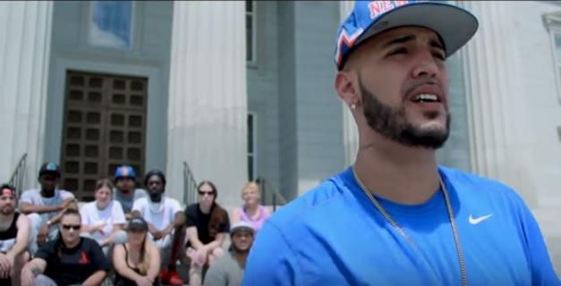 "NEW YORK HIPHOP>> Judge Da Beast puts a political spin on video remix ""U.N.I.T.Y"""