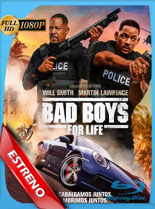 Bad Boys Para Siempre (2020) HD [1080p] Latino [GoogleDrive] SilvestreHD