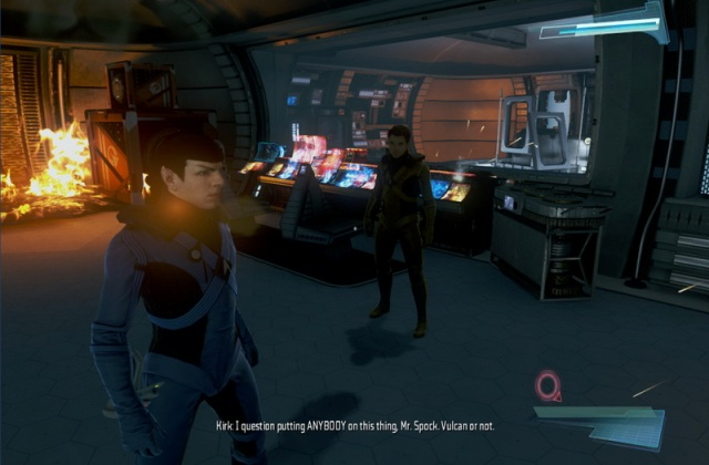 Star Trek 2013 PC Games Gameplay
