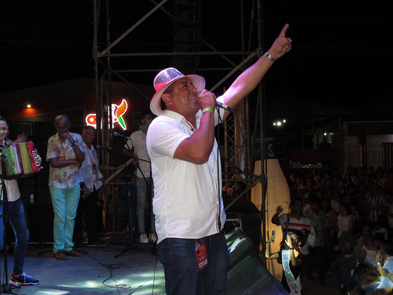 Resultados festival vallenato Cóndor Legendario 2019