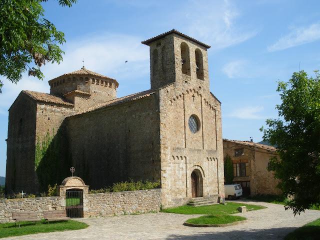 Ruta del romànic, Berguedà, Alt Berguedà, Catalunya