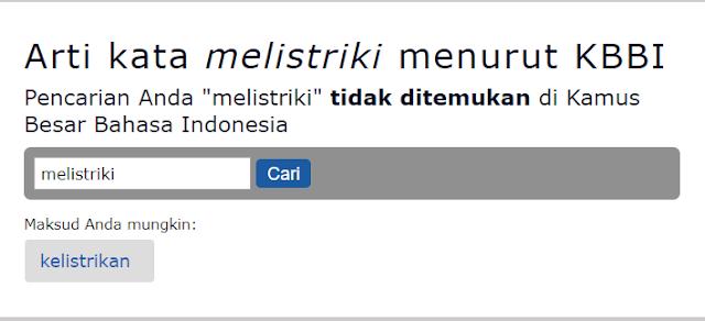 Melistriki