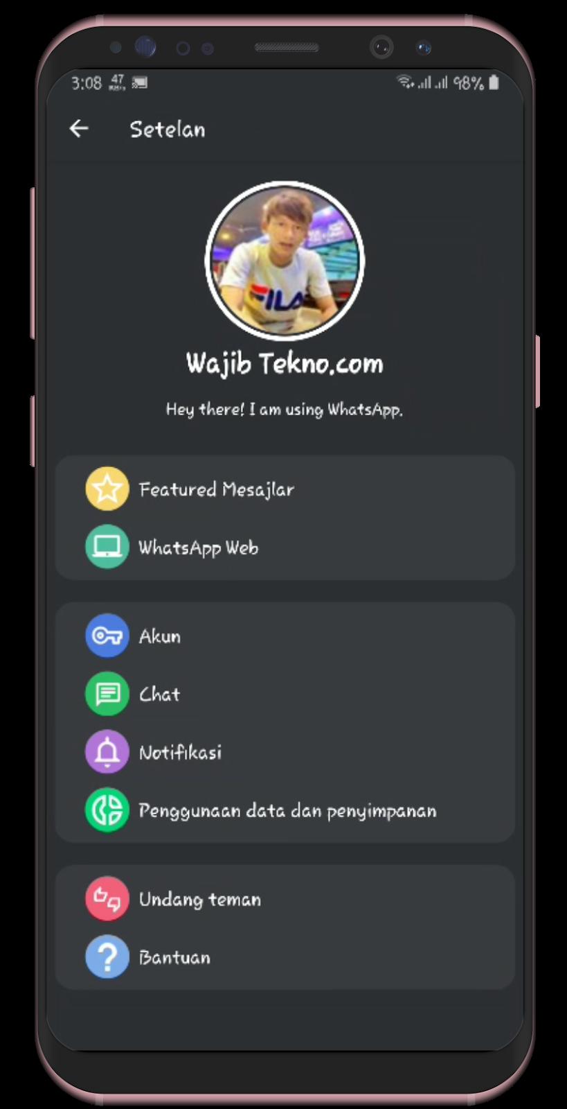 Download Apk Whatsapp Mod Ios Terbaru 2020