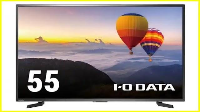 IODATA LCD-SU551EPB is a new 55-inch 4K display