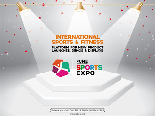 Exhibition Stall Booking In Pune : Pune international sports expo promote your fitness and sports