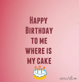 Best Happy Birthday To Me DP For Whatsapp -Status4all