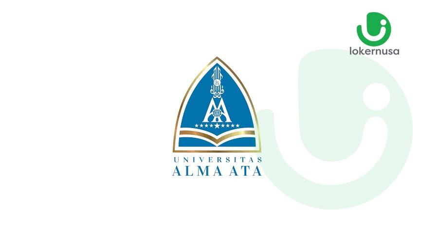 Lowongan Kerja Dosen Universitas Alma Ata