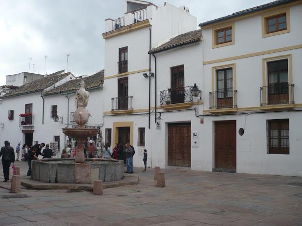 Plaza del Potro a Cordoba