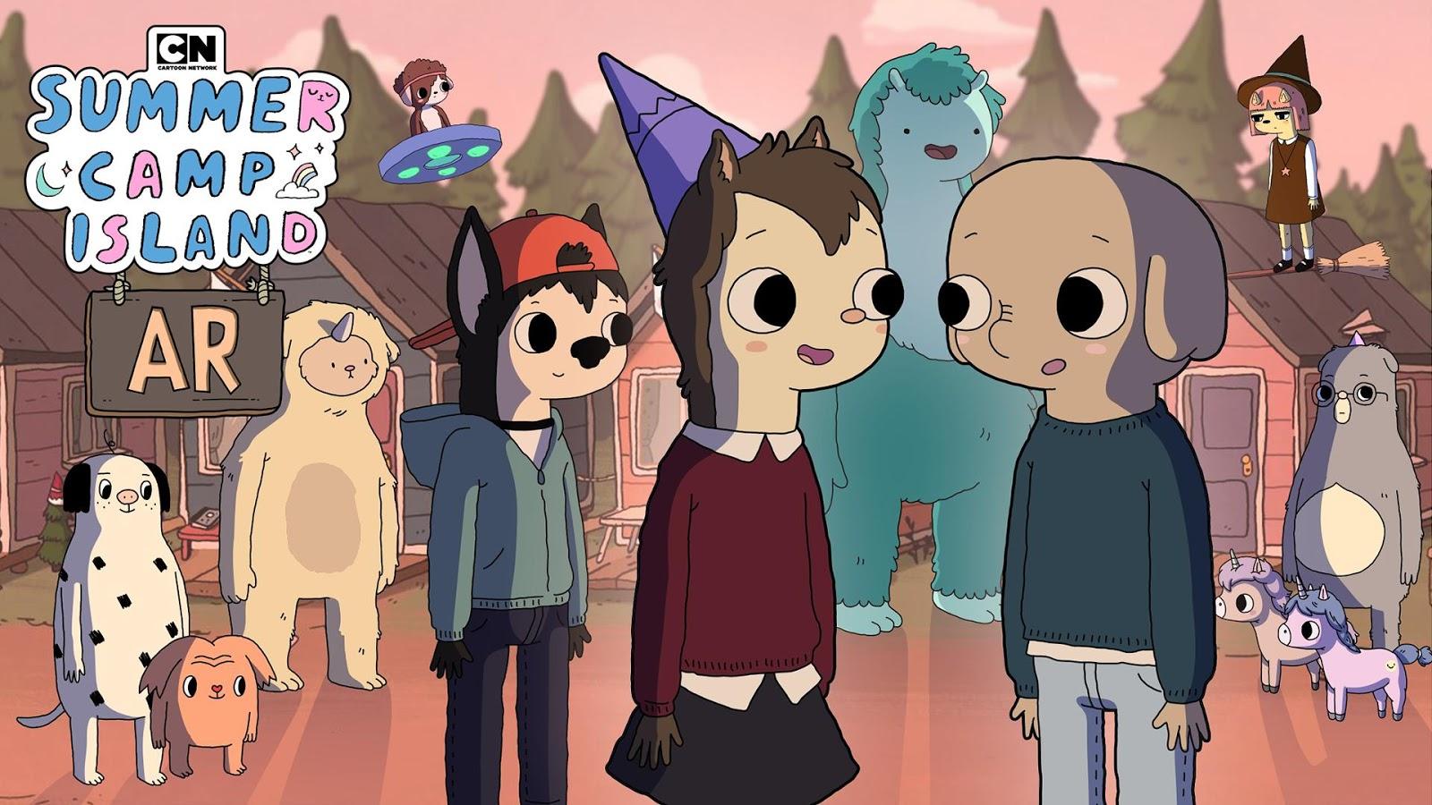 A Cartoon Network augusztusi újdonságai