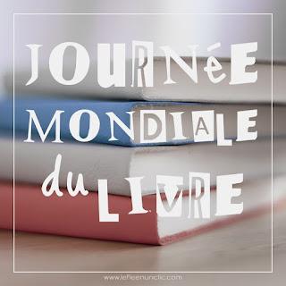 Journée mondiale du livre, livres, littérature, le FLE en un 'clic'