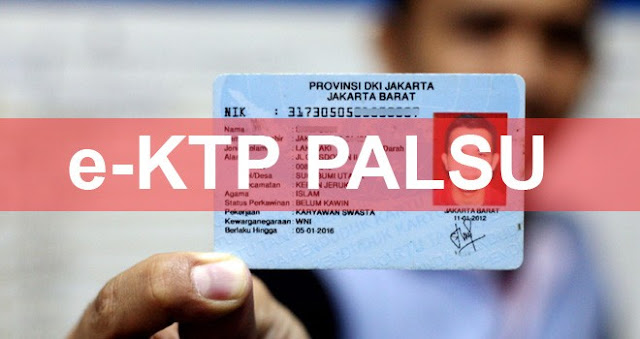 Kemendagri Telusuri Temuan e-KTP Palsu dari Kamboja