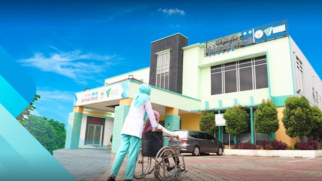 Lowongan Kerja Perawat RS Mata Achmad Wardi Serang
