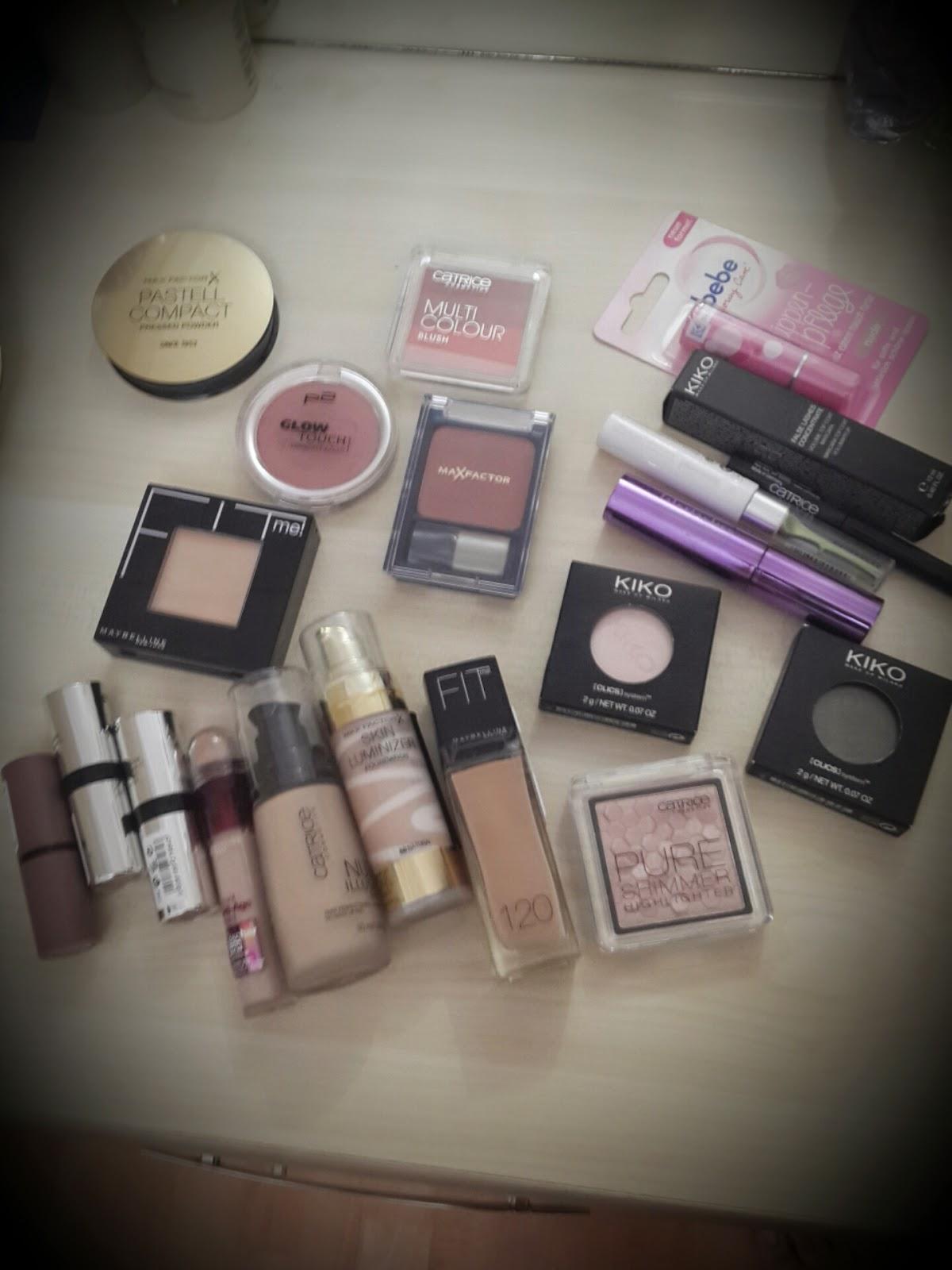 Ucuz kozmetik ürünleri ve önceki kalite