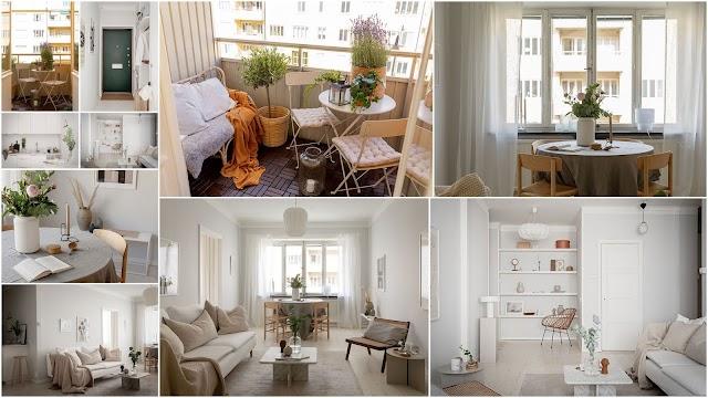 ΜΙΚΡΟΙ ΧΩΡΟΙ: Απόλυτα λειτουργικό διαμέρισμα σε 45τμ