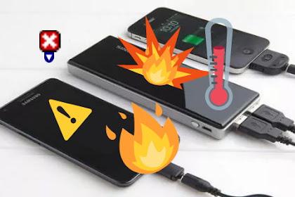 tips untuk hindari ponsel agar tidak meledak