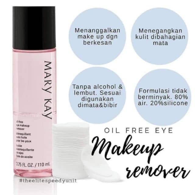 Mary Kay®️ Oil-Free Eye Makeup Remover