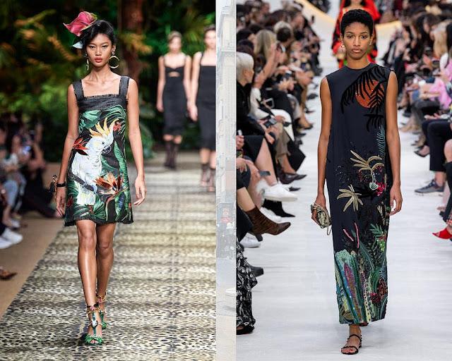 Модные сарафаны и платья 2020 2-2