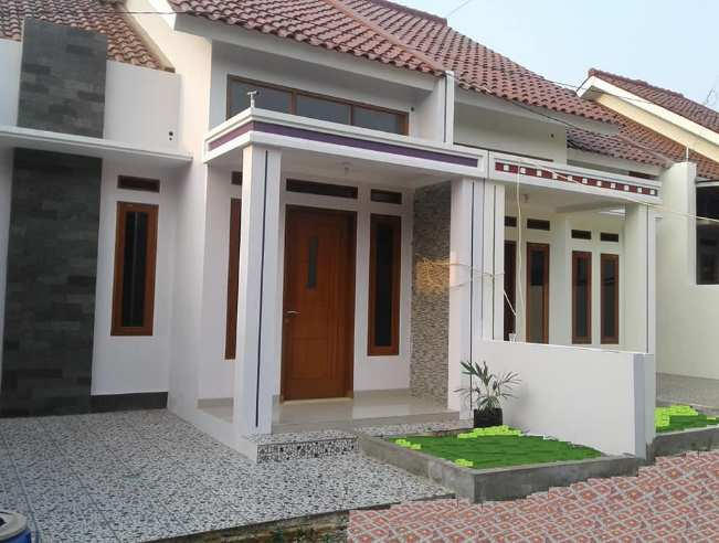 Rumah minimalis model sekarang