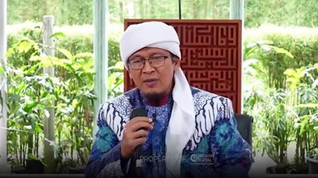 Aa Gym Minta Jokowi, Ma'ruf Amin dan Puan Jadi yang Pertama Divaksin Corona