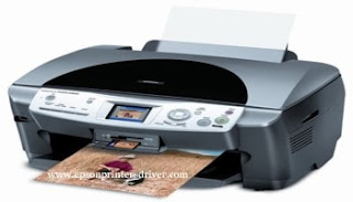 Epson Stylus Photo RX620 Driver