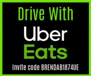 Earn 400+ a week or more with UBER EATS AS A DRIVER!