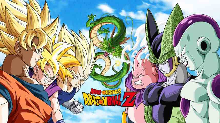 Dragon Ball Z BD (Episode 001 - 291) Subtitle Indonesia