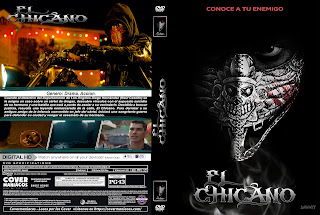 EL CHICANO 2019 [COVER – DVD]