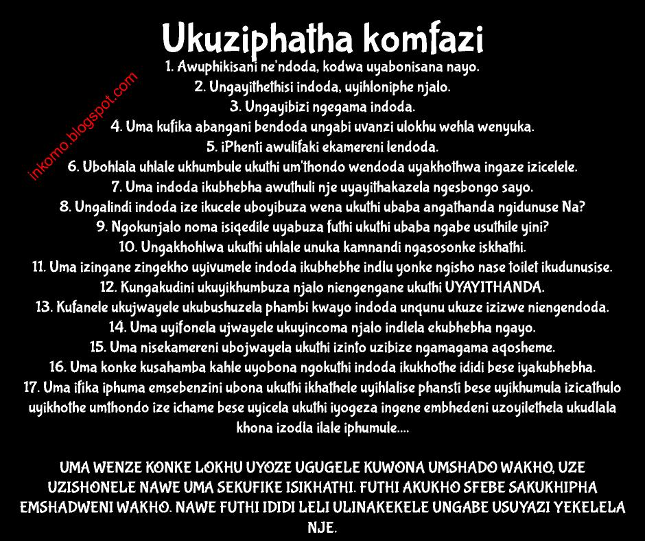 Izindaba zokubhebhana ezizokushiya uqhanyelwe