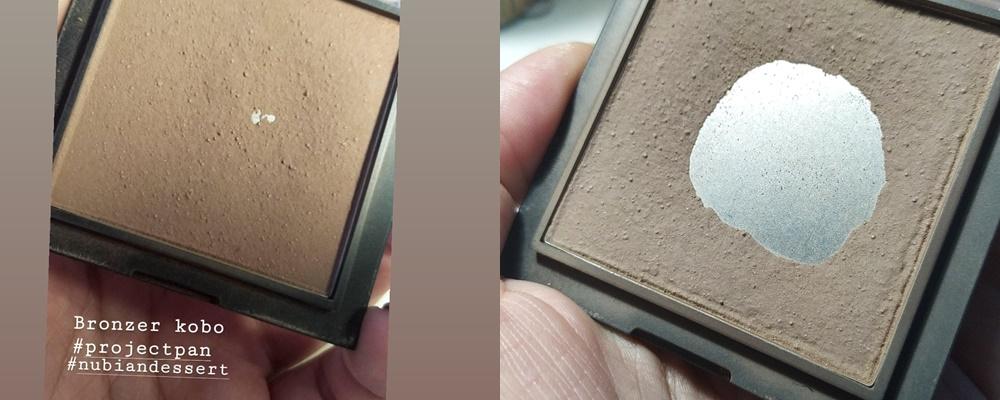 Kobo, Matt bronzing & contouring powder, 311 Nubian Desert