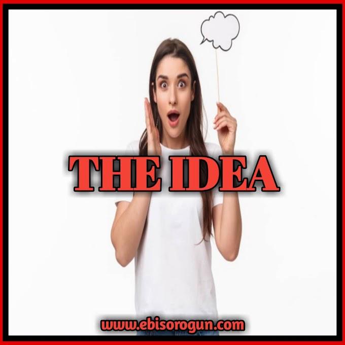 THE IDEA OF UNDERSTANDING?