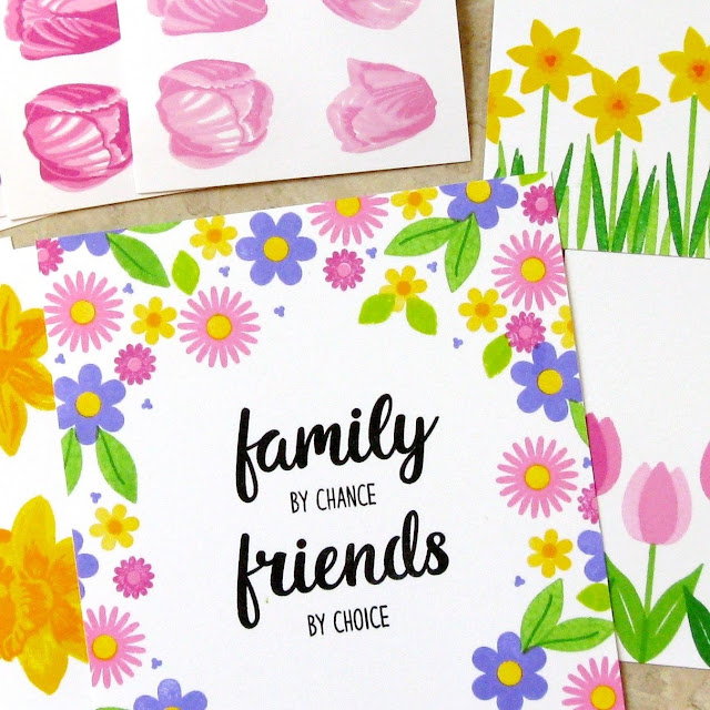 Sunny Studio Stamps: January 13th Spring Release Sneak Peek