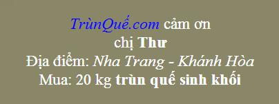 Trùn quế Nha Trang - Khánh Hòa