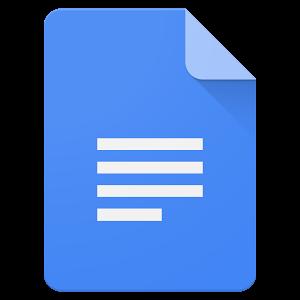 Google Docs para aparelhos Android