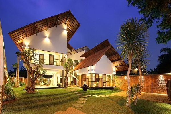 New home designs latest.: Indonesia modern homes designs.