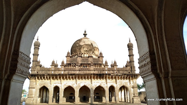 One day Trip to Bijapur from Gulbarga