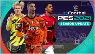 Download PES 2021 PPSSPP Chelito V1.0 New Full Last Transfer (February) & Latest Full Kits (All Team)