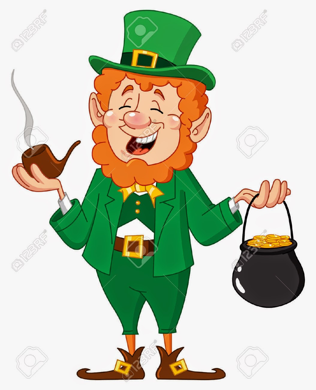 Leprechaun Familiar
