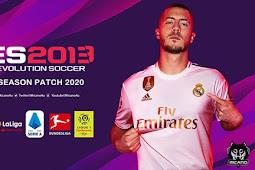 Next Season Patch Season 2019/2020 - PES 2013