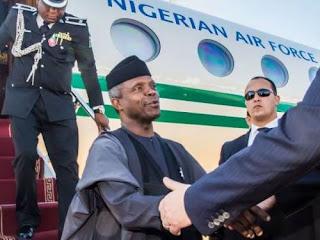 Nigerian Vice-President Yemi Osinbajo To Meet Trump's Deputy, Mike Pence