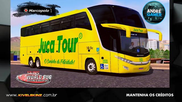 PARADISO G7 1600 LD - VIAÇÃO JUCA TOUR