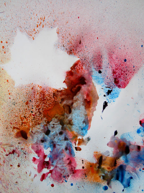 Painting Over Spray-Paint