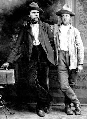 Paul Verlaine & Artur Rimbaud