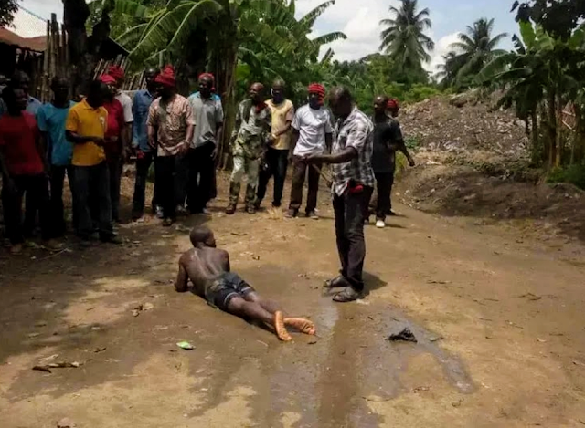 10 suspects were arrested by police for beating pastor over facebook post