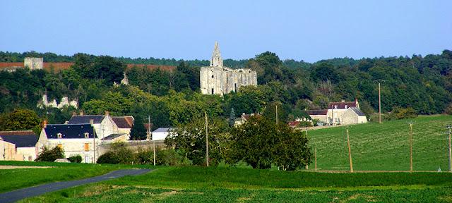 Les Roches Tranchelion, Indre et Loire, France. Photo by Loire Valley Time Travel.