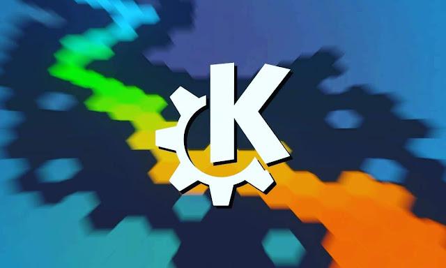 New Interface KDE Plasma 5.18 LTS
