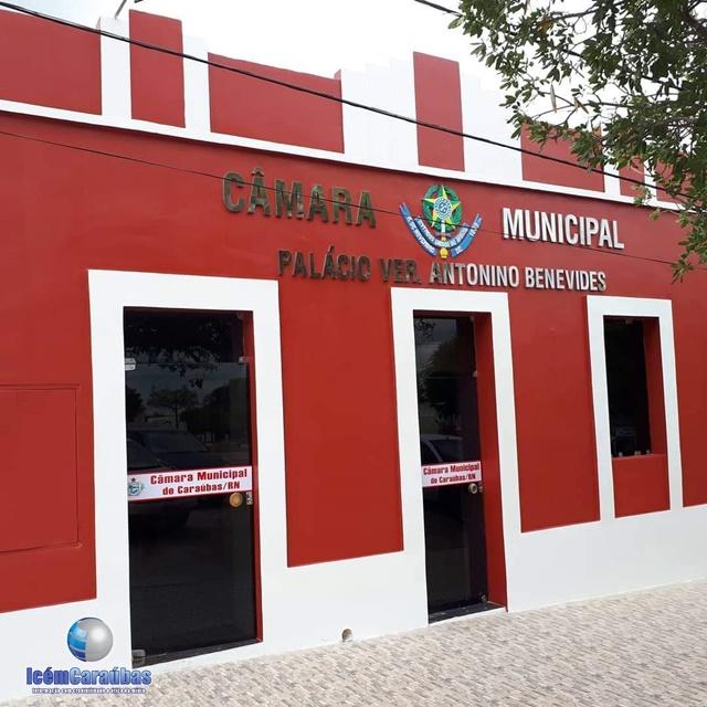 Devido ao avanço da Covid- 19 Câmara de Vereadores de Caraúbas adia Sessão Solene de entrega de Títulos de Cidadão Caraubense
